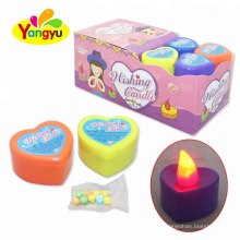 New Arrival Wishing Lightning Candles Toy Candy
