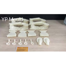 (cotización de la velocidad) plástico piezas de repuesto de hierro seco molde flatrion plástico fabricante de moldes de hierro