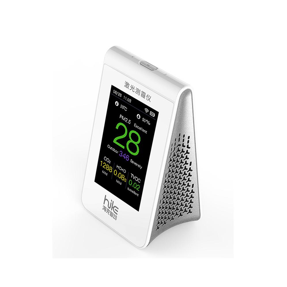 High Efficiency Smog Detector