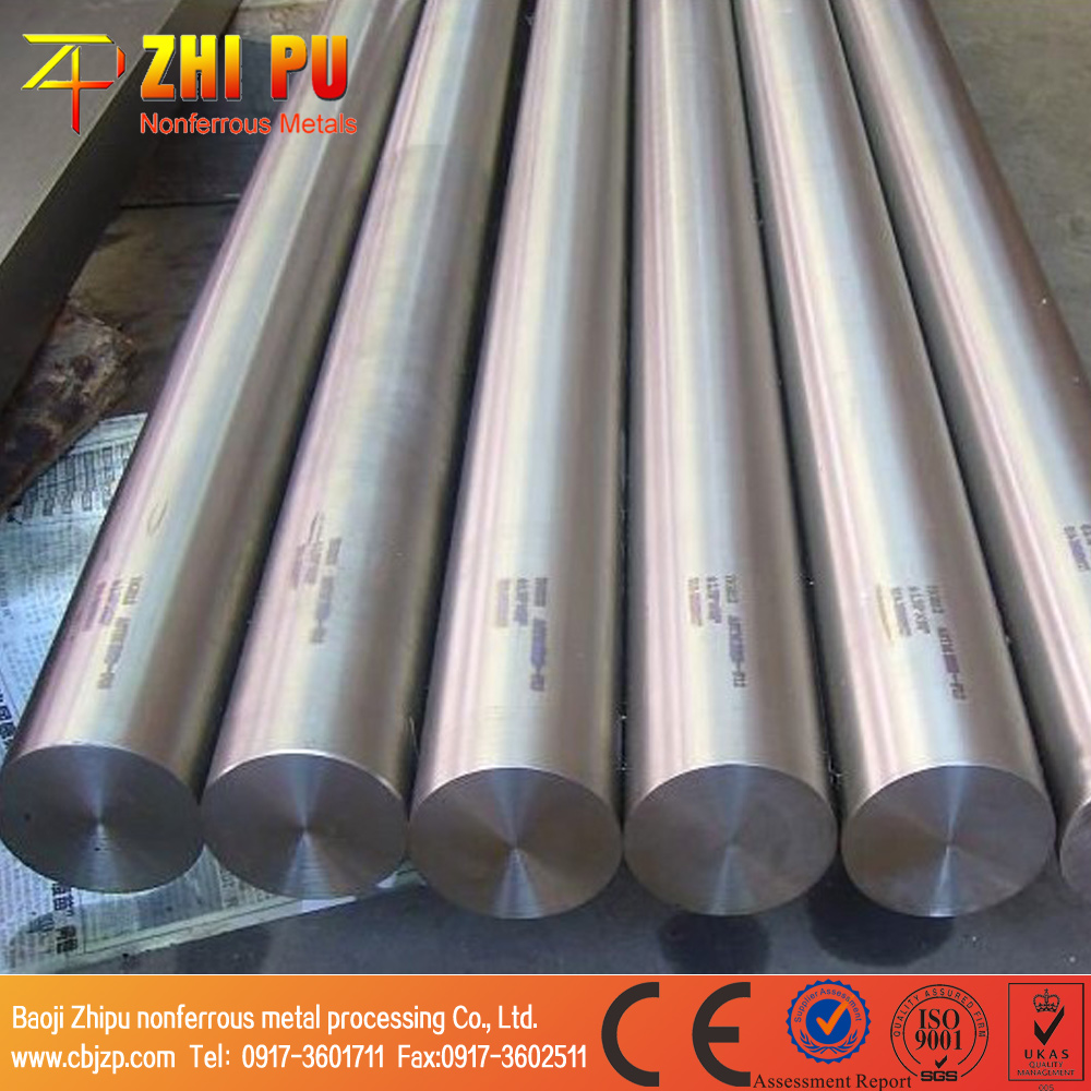 Pure high temperature molybdenum alloy bars for industry