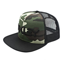 Print Mesh Snapback Hat for Promotional