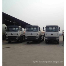 Left Hand Drive 6X4 20tons Fuel Transport Truck