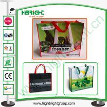 Reusable Eco Woven PP Laminated Shopping Bag