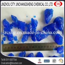 El precio más bajo del sulfato de cobre de la piedra de la pureza elevada del precio