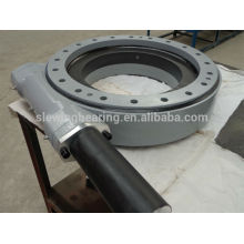 Enclosed housing SE Series Slewing drive with motor for single axis solar trackers
