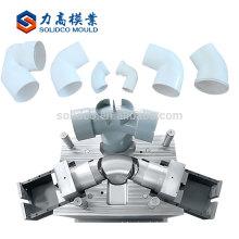 Ausgezeichnete Qualität Spritzguss Preis China Kunststoff Rohrfitting Formherstellung