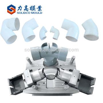 Molde del codo del diseño 90 de la precisión del proveedor de la fábrica
