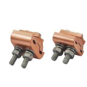 JBT Copper Specific Form Align Groove Clamp