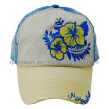 Popular Cotton Twill Embroidery Leisure Baseball Cap (TMB0894)