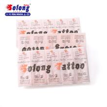 Solong Tattoo Nadel Großhandel Tattoo Zubehör für Körper EN07- M2 Nadel Patrone
