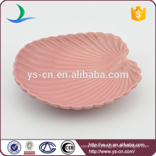 Wholesale seashell Ceramic Dish