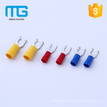 Factory Price PVC electrical ends insulated locking spade terminals