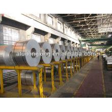 Campana extractora de aluminio