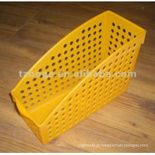 molde de cesta de plástico