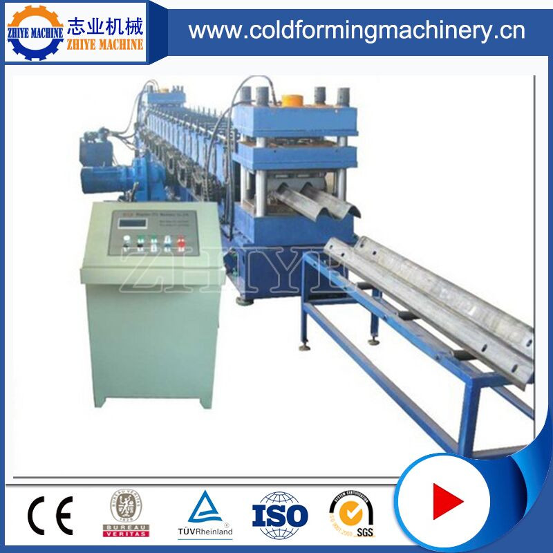protection fence forming machine