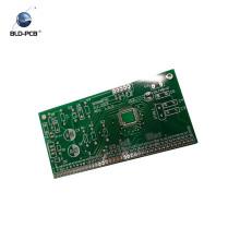 Tablero revestido del PWB de cobre echado a un lado cara de contacto de China PCB