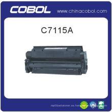 Cartucho de tóner LaserJet C7115A para HP
