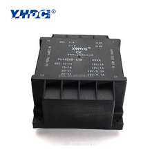 220V 7.5V double coil AC step down PCB welding transformer