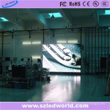Panneau d'affichage de signe d'intense luminosité d'intérieur de P6 SMD Advertsising