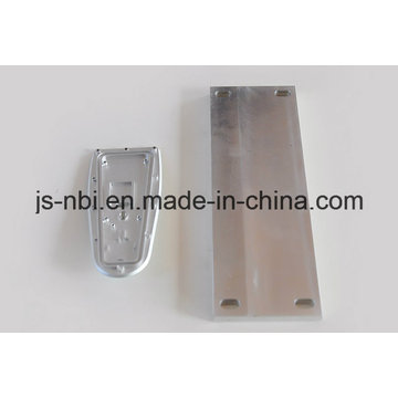 Aluminum Connecting Panels for Car Use/Die Casting