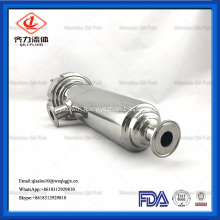 Stainless Steel Sanitary Pipeline Filter for Liquid Food