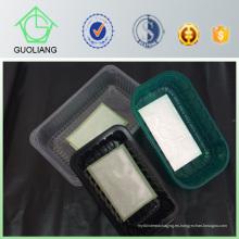 Envase de empaquetado biodegradable de la comida congelada de la fuente del fabricante de China