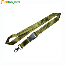 Customized Sublimated Polyester Lanyard