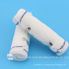 Высококачественная белая медицинская крепная повязка