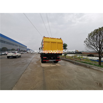High Quality 6CBM Compression Garbage Truck