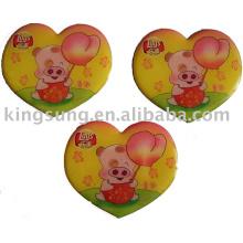 Flat Promotion Fridge magnet sticker ( promotion gift ,refrigerator magnet )