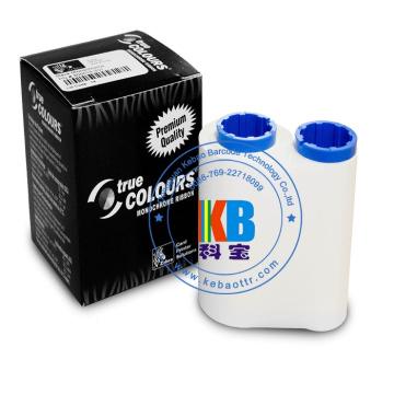 Zebra/Eltron White 1000 Image Printer Ribbon 800015-109 - P310,P330,P430,P520,P720