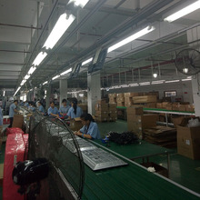 "32 ""LED-TV Fließband für die Fabrik angepasst"