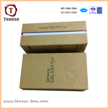 New Design Paper Cardboard Cell Phone Packaging Box