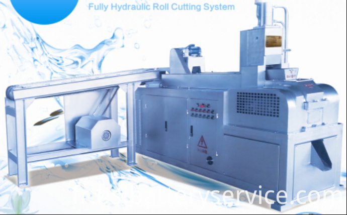 Lead Balls Cold Cutting Machine