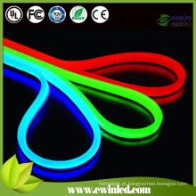 Sinal de néon LED vermelho para tampa de PVC colorida