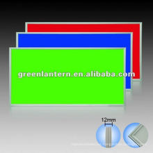 DMX512 system 600 * 1200 RGB Panel de pared LED