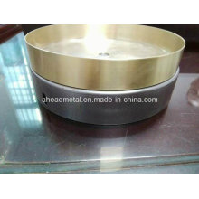 Brass Material CNC Machining Parts Using in Lighting Accessories