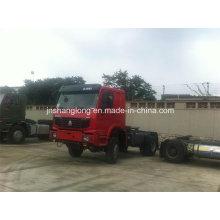 Camión tractor Sinotruk HOWO 4X4 Zz4187n3727A