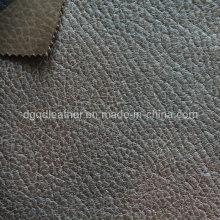 Высокое качество дышащий PU мебели кожаный (qdl по-FB0014)