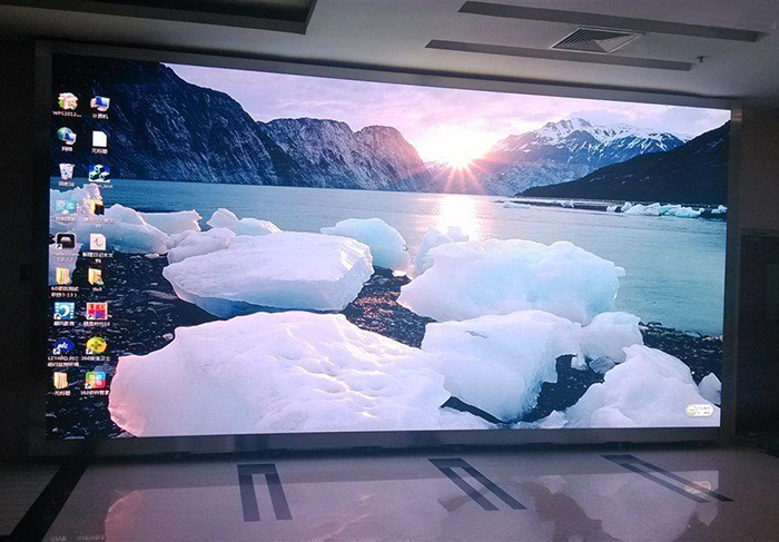 Indoor fixed LED screen