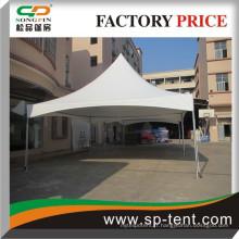 Tente de jeu familial 5x5m avec structure anti-vent