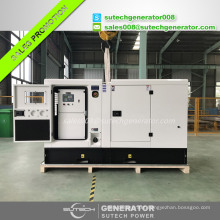 62.5kva/50kw diesel generator set powered by Perkin engine 1104A-44TG1