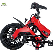 Factory Sale Cheap Electric Bicycle Lightweight Small Electric Folding Bike