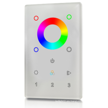 Regulador DMX 512 bicolor para luz LED Strip