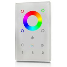 Controlador DMX 512 Dual cor de tira do diodo emissor de luz