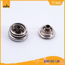 10mm Presione el botón de presión BM10813
