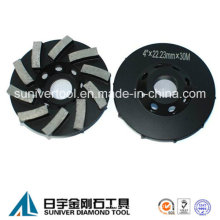 Turbo Type Diamond Cup Wheel Grinding Wheel