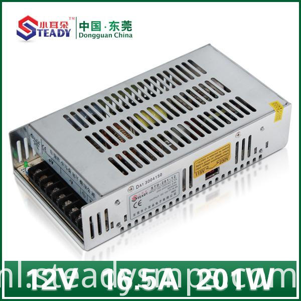 network switch power supply