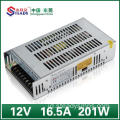 Jaringan Power Supply 12VDC 201W