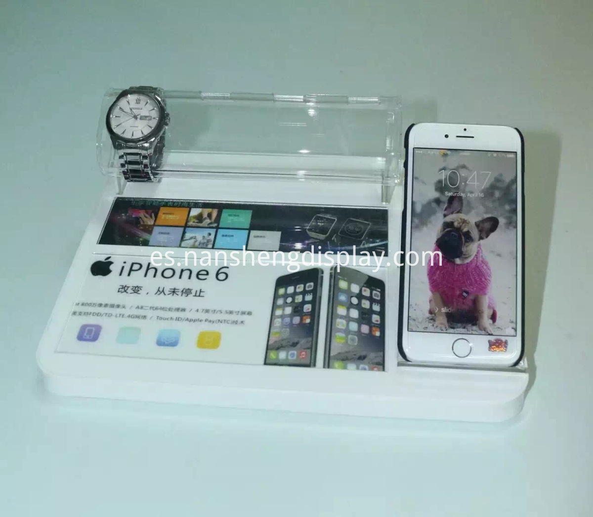 Acrylic Cell Phone Holder
